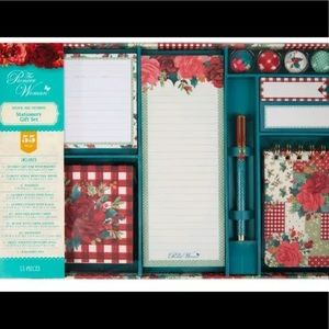 Pioneer woman stationery set